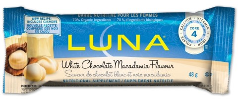 Chocolat blanc aux noix de Macadamia LUNA® (Photo: Business Wire)