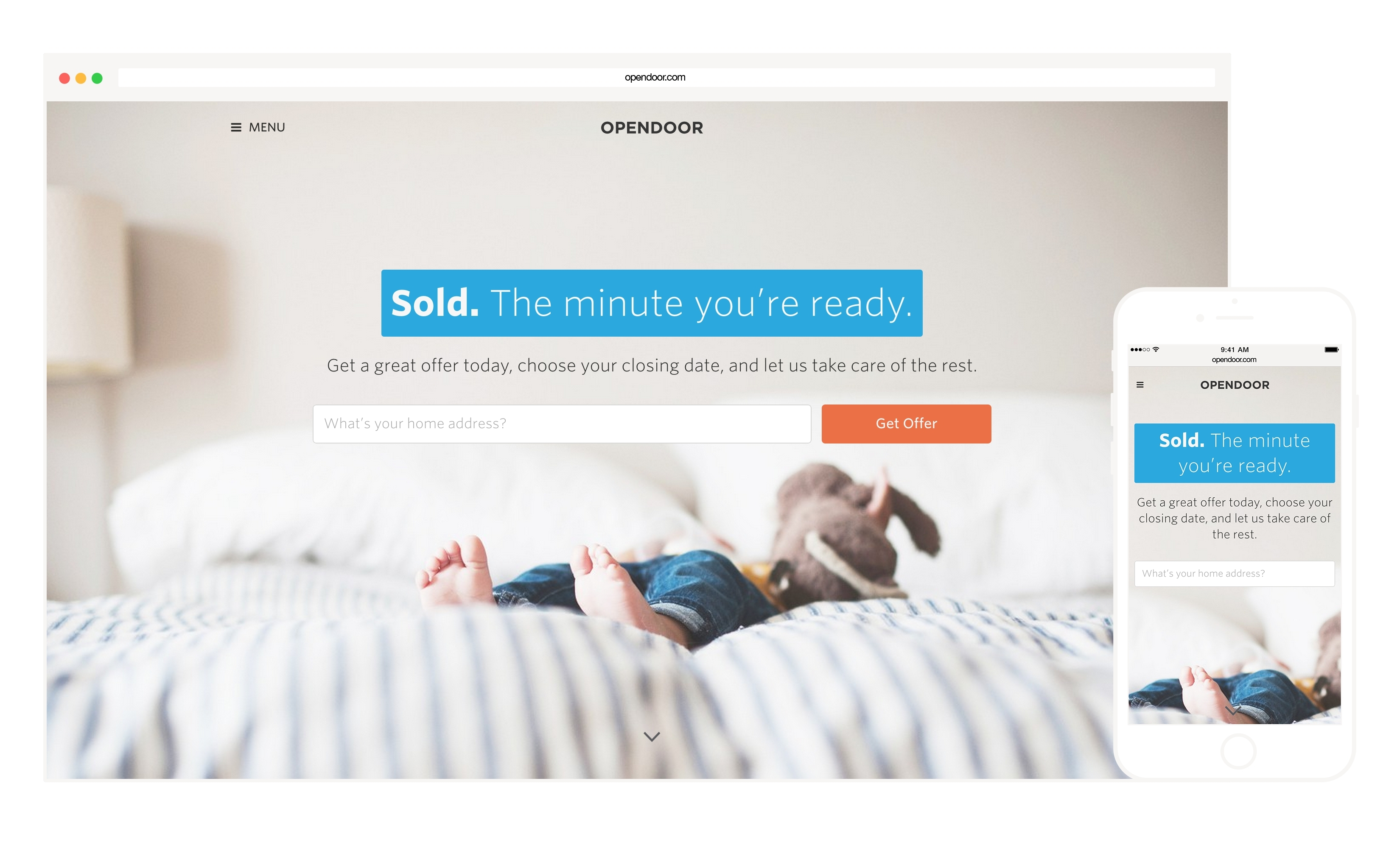 Image result for opendoor home selling