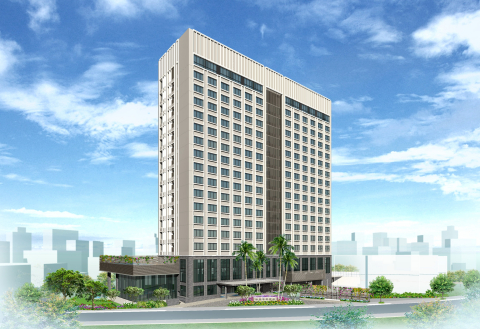 Expected to open in late 2015, Hyatt Regency Naha, Okinawa will feature 294 guestrooms and will be w ...