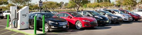 NRG eVgo is expanding its comprehensive electric vehicle (EV) infrastructure designed to support EV  ...