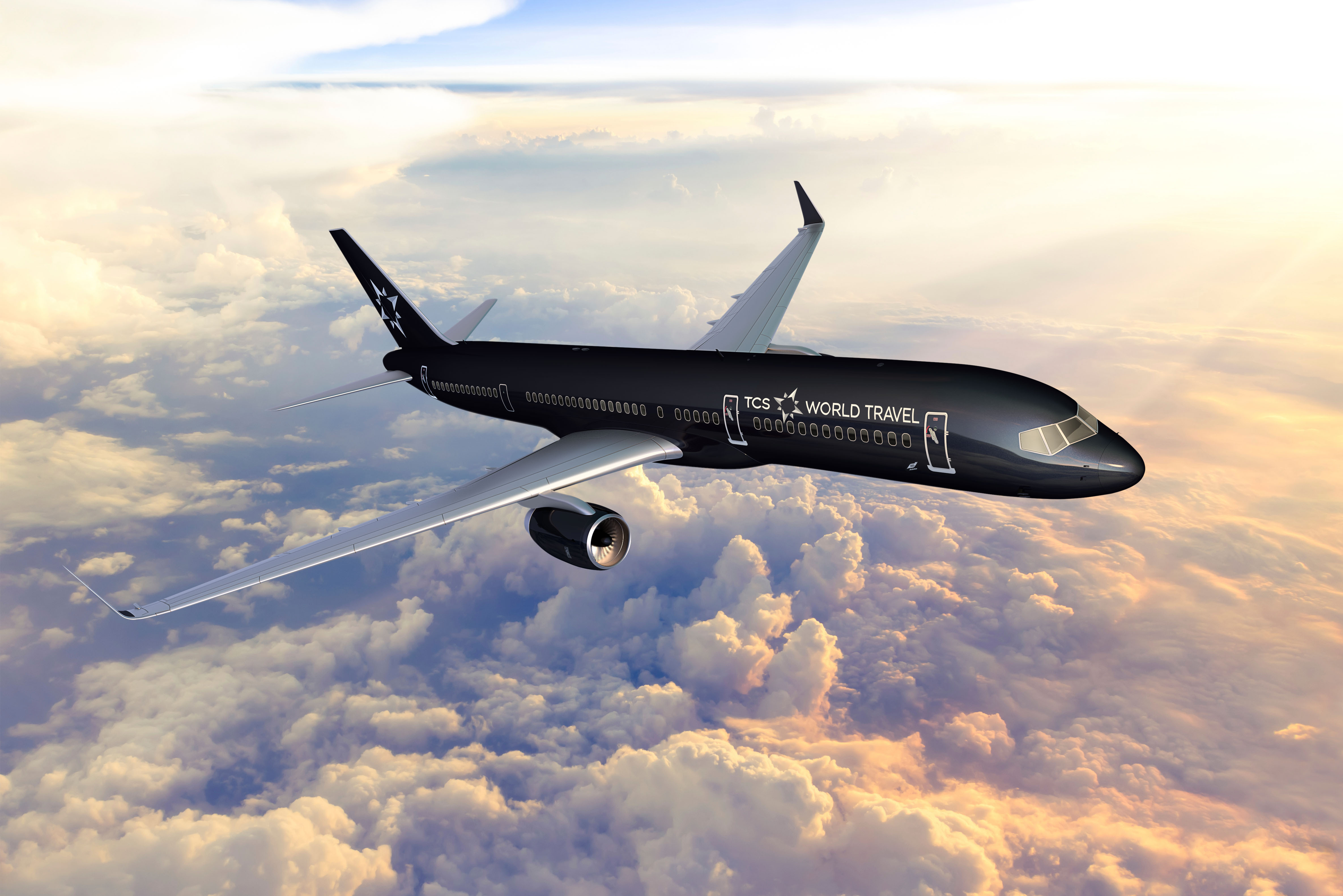 TCS World Travel Unveils New Category Of Private Jet Journeys And Anticipated