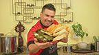"""Chef """"El Chile Mayor"""" and Princess House present the 5 best tamale tips for experienced and new cooks alike this holiday season."""