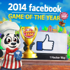 Cookie Jam - Facebook Game Of The Year 2014 (Photo: Business Wire)