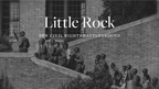 Eisenhower acts to enforce the rule of law by sending federal troops into Little Rock, Arkansas, where a violent mob has prevented the integration of Central High School in 1957.