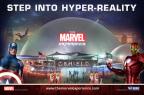 The Marvel Experience (Graphic: Hero Ventures)