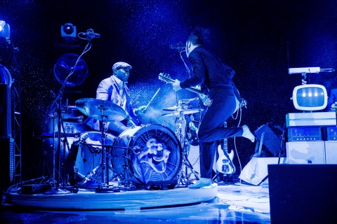 Jack White at Red Rocks (Photo: Business Wire)