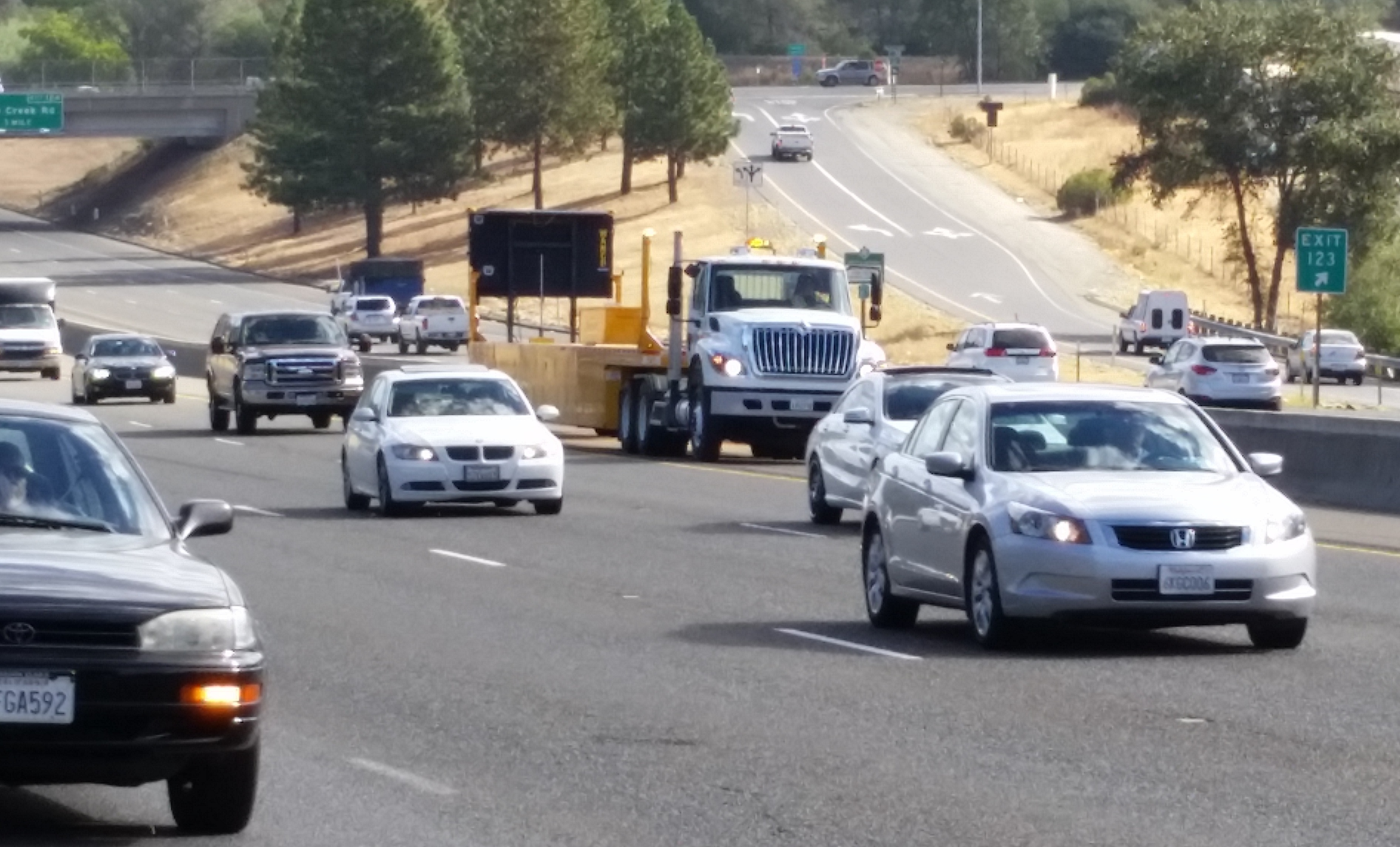 Caltrans Deploys Mobile Barriers MBT-1 | Business Wire
