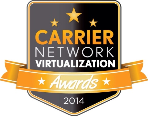 """Wind River winner of """"NFV Innovation of the Year"""" category (Graphic: Business Wire)"""