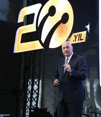 Turkcell CEO Sureyya Ciliv (Photo: Business Wire)
