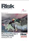 Murex ranks 1st in Risk Magazine's Technology Rankings 2014. (Photo: Business Wire)