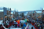 Breckenridge pays tribute to Ullr, the Norse god of snow, during its annual Ullr Fest. (Photo: Business Wire)