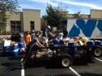 More than 100 Vivint employees provide 7,000 pounds of holiday donations to Metropolitan Ministries (Photo: Business Wire)
