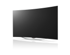 LG Curved OLED Smart HDTV (Photo: Business Wire)