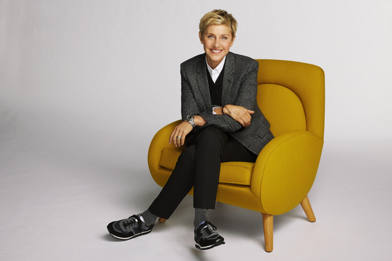 Ellen DeGeneres furniture