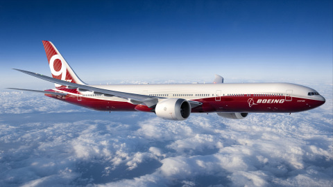 Rockwell Collins' content position on the 777X rivals what it supplies on the 787 Dreamliner and triples amount of supplier-furnished equipment it has on today's 777 aircraft. (Photo: Boeing)