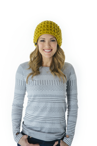 Amy Purdy, Paralympic(R) medalist, world class snowboarder and TV personality (Photo: Business Wire)
