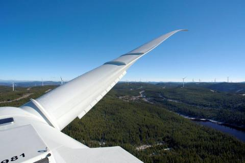 Rivière-du-Moulin Wind Project (Photo: Business Wire)