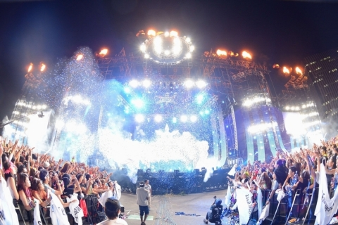 A moment from Ultra Japan 2014 (Photo: Business Wire)