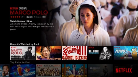 DISH integrates Netflix app into its Hopper DVR. (Photo: Business Wire)