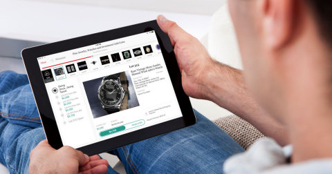 Invaluable, the world's largest online live auction marketplace, announced the official launch of the Invaluable app for iPad, now available for download in the iTunes App Store. (Photo: Business Wire)