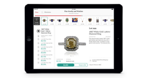 Invaluable Launches New Invaluable App for iPad with
