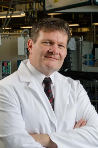 Mr. John Conklin, President & CEO (Photo: New Energy Technologies, Inc.)