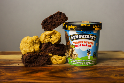 Peanut Butter Half Baked (Photo: Business Wire)