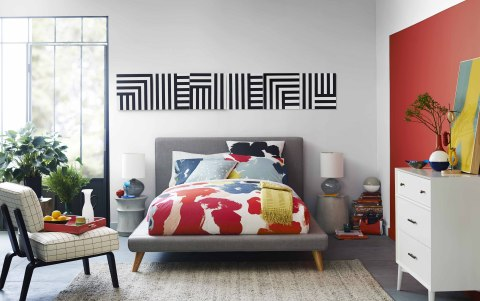 Kate Spade Saturday & West Elm to launch exclusive home collection available at West Elm. (Photo: Business Wire)