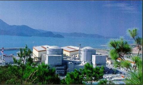 Daya Bay & Ling Ao power Stations (Photo: Business Wire)