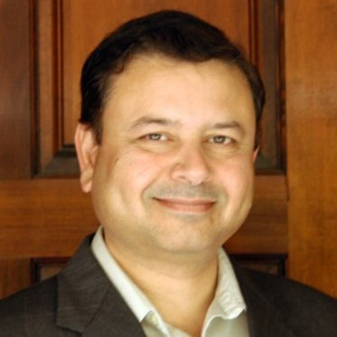 Manu Thapar, Rocket Fuel Senior Vice President, Research & Development (Photo: Business Wire)