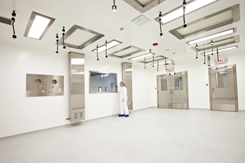 FUJIFILM Diosynth Biotechnologies Texas, LLC-Mobile Clean Room (Photo: Business Wire)