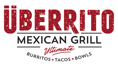 Überrito will continue to offer the food that made Mission Burrito a Houston favorite! (Graphic: Business Wire)