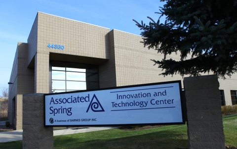 Associated Spring Innovation and Technology Center in Plymouth, MI (Photo: Business Wire)