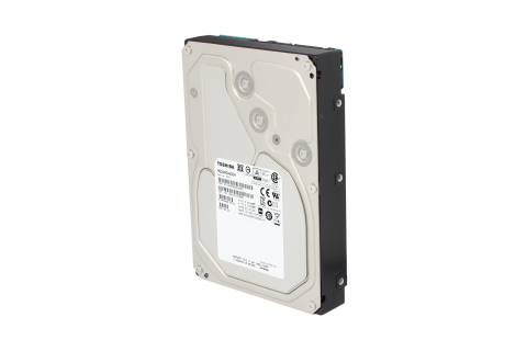 Toshiba: 6TB Enterprise Capacity HDD (Photo: Business Wire)