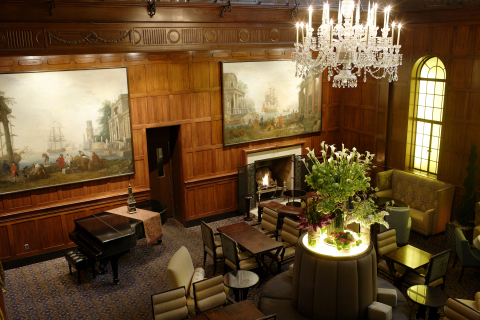 Tea Court Lounge (Photo: Business Wire)