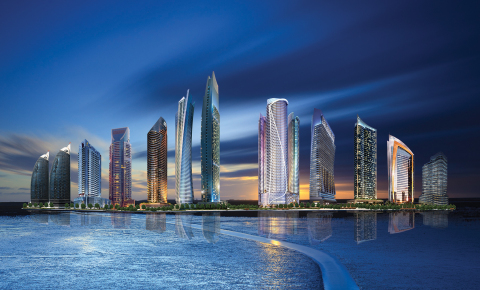 Luxury Real Estate developer DAMAC Properties is guaranteeing an Aston Martin or Mercedes-Benz with ...