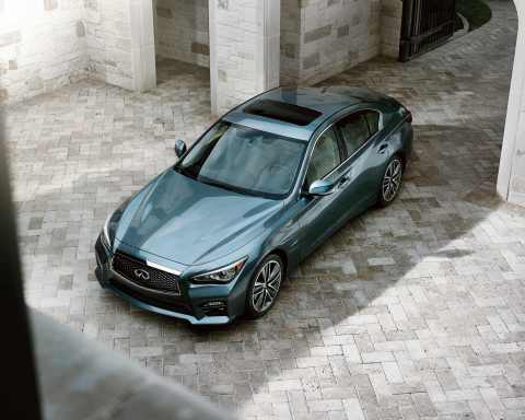 2015 Infiniti Q50 (Photo: Business Wire)