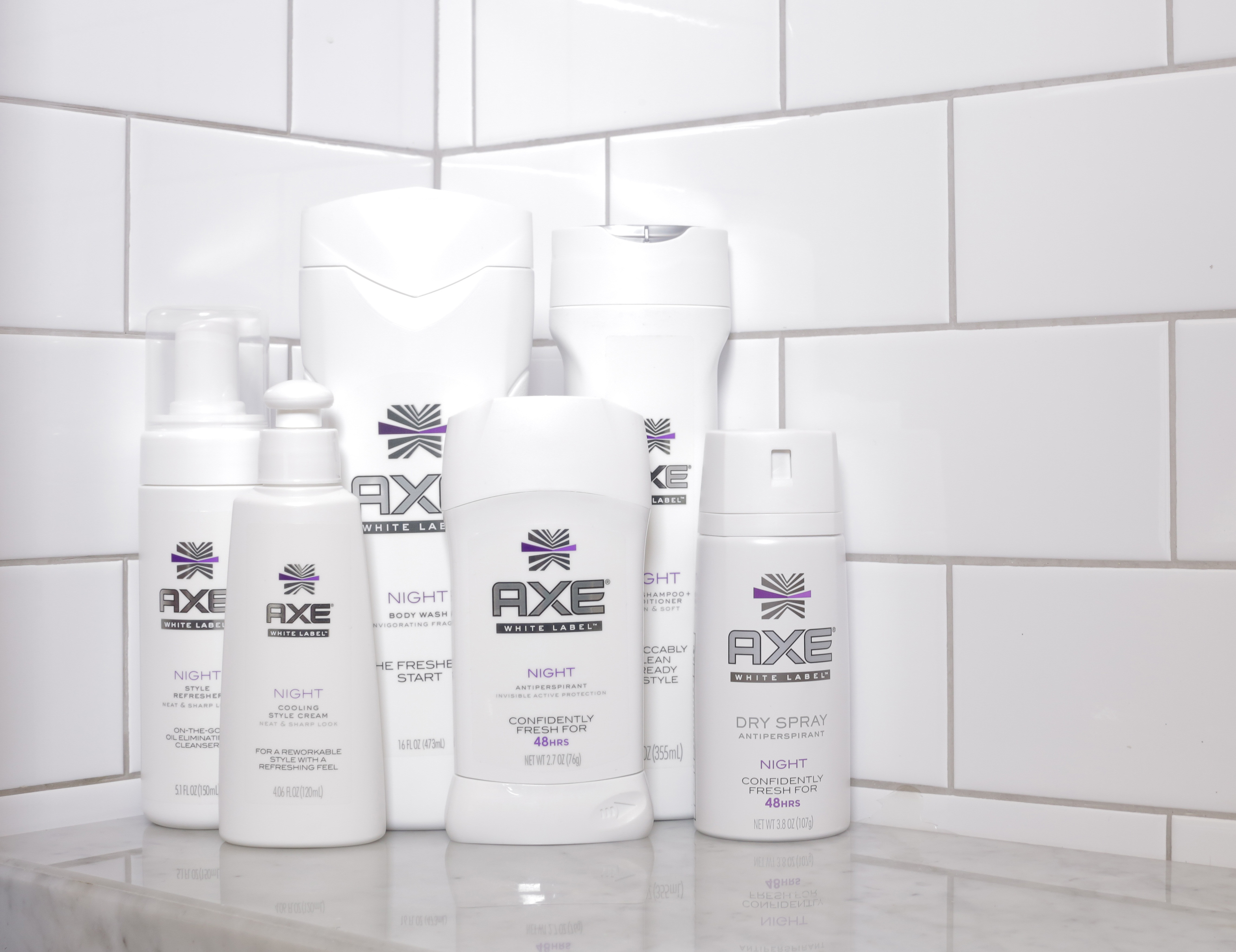 Found 5 products across 1 categories showing 1 5 products - Axe Launches White Label A New Line Of Refined Grooming Products To Help Guys Feel Their Finest Business Wire
