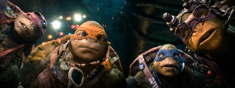 Cowabunga! Teenage Mutant Ninja Turtles' First Week Blu-ray™ & DVD Sales Slice Their Way to Become the #1 Performing Home Entertainment Title of All 2014 Blockbusters (Photo: Business Wire)