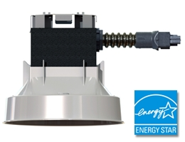 The TERRALUX DR6 downlight. (Photo: Business Wire)