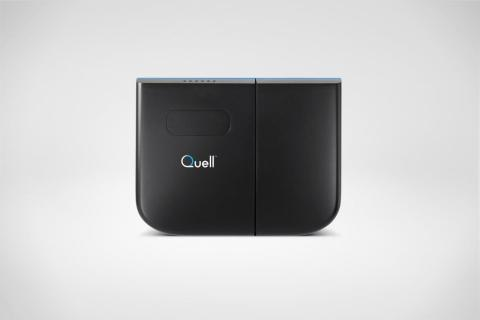 Quell(TM) Wearable Pain Relief Device (Photo: Business Wire)