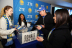 Hoops for Kids Phone donation drive presented by ZTE in Warriors game. (Photo: Business Wire)