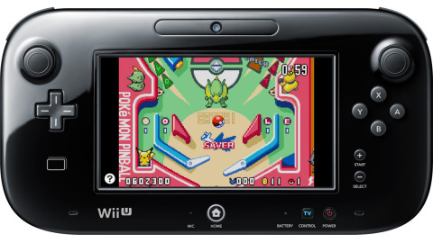 Much more than a regular pinball game, Pokémon Pinball: Ruby & Sapphire combines fast flipper action with a unique way to catch your favorite Pokémon. (Photo: Business Wire)