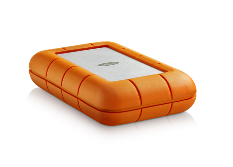 LaCie Rugged RAID hard drive (Photo: Business Wire)