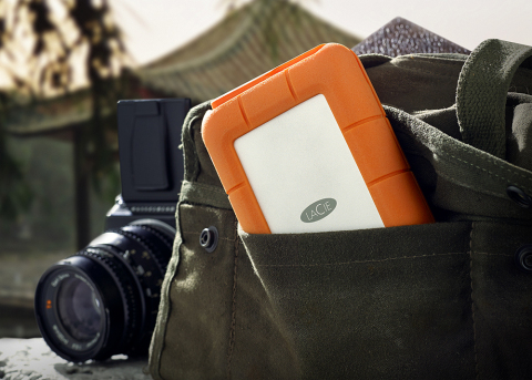 LaCie Rugged RAID, built for professionals (Photo: Business Wire)