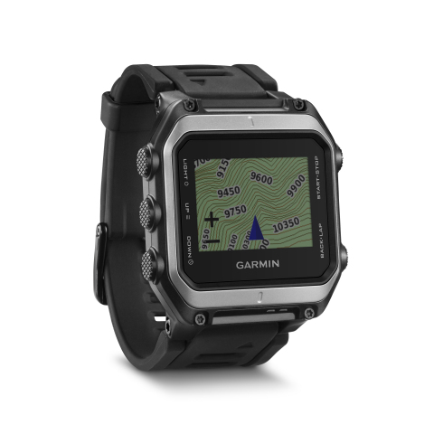 Introducing Garmin(R) epix(TM): The First-of-its-Kind Hands-free Navigation Device. (Photo: Business Wire)