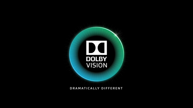 Dolby Vision animated logo