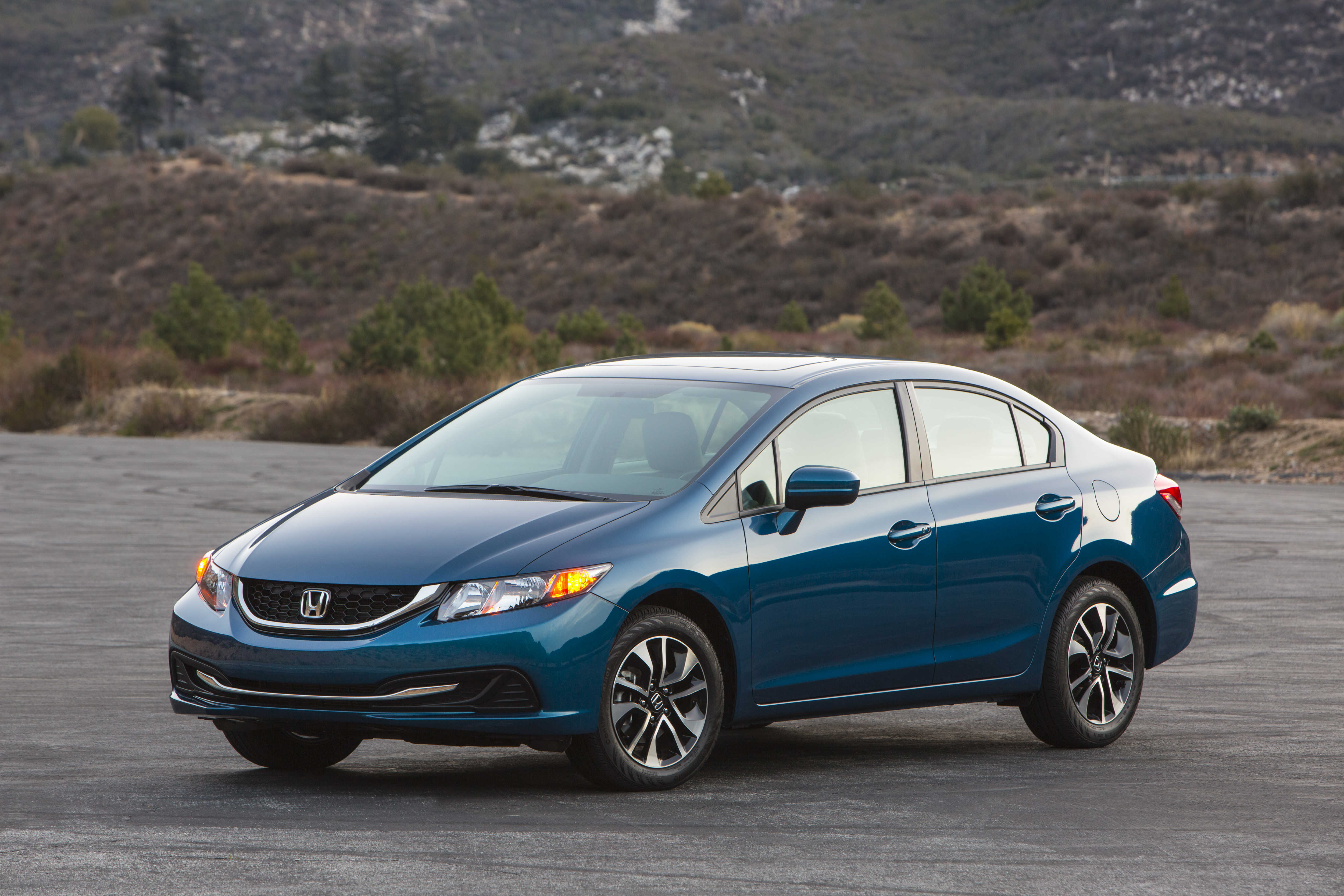 Honda Civic Celebrates 17 Years As Canadas Best Selling Passenger Car