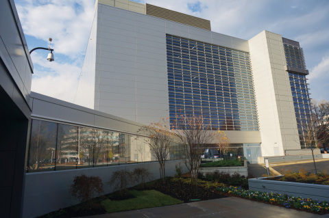 CoreSite's VA2 data center facility, part of their Reston Campus, opens today with the phase one bui ...