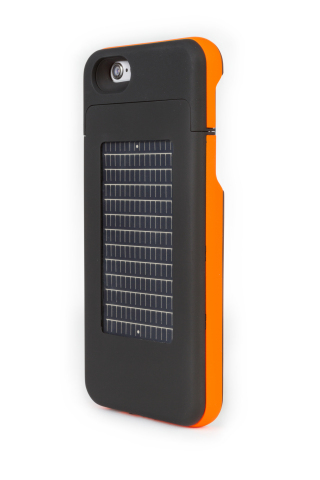 The EnerPlex Surfr for iPhone 6 (Photo: Business Wire)